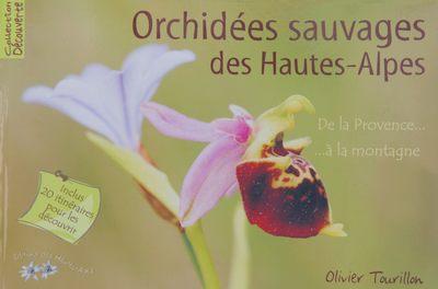 Livre de poche sur les orchidées sauvages de Frances ? Couvorchid